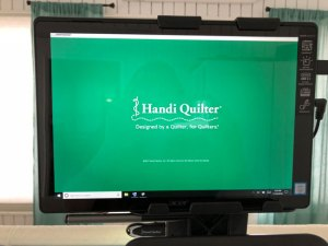 Handi Quilter Pro Stitcher for Fusion
