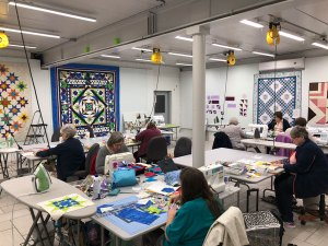 Painted Stars Quilt Class