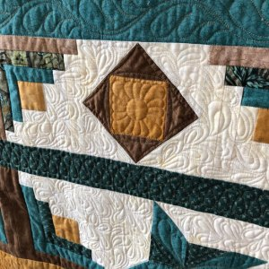 Free Motion and computerized quilting