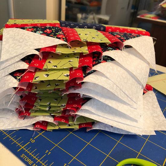 Blocks that need pressed