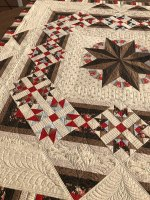 Seeing Double: Two Quilt Finishes