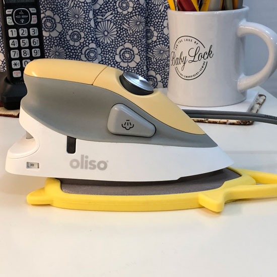 Oliso Mini Iron