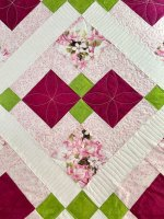 Creating a Quilting Path