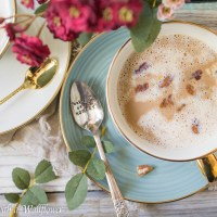 Maple Pecan Oatmeal Latte