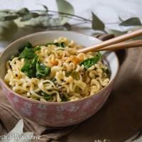 Garlic Sesame Ramen