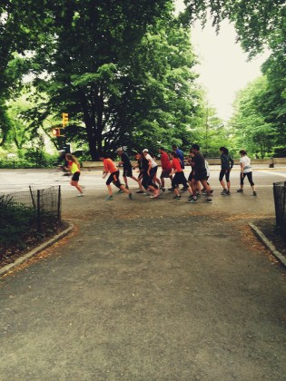 Training with NYRR