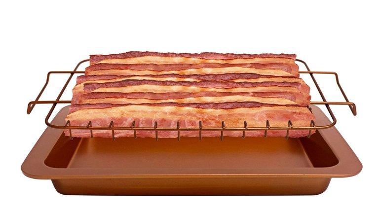 Bacon rack