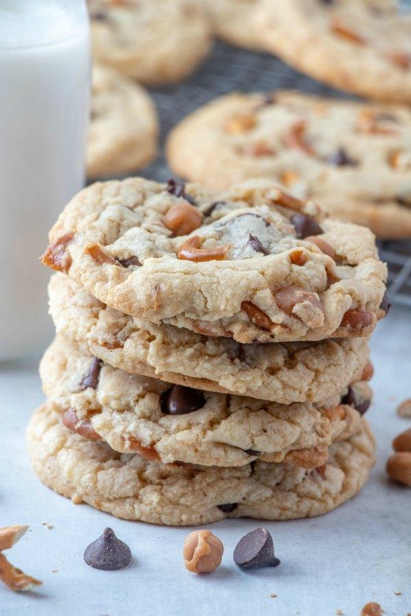 kitchen sink cookies