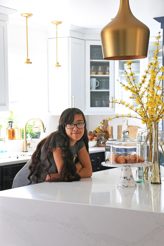 Fiora Carmona - Teenage Chef