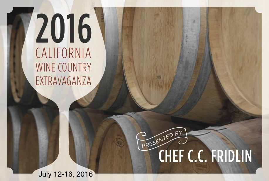 2016 Wine Country Extravaganza