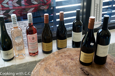 Wine Tasting – 6 Very Different Wines