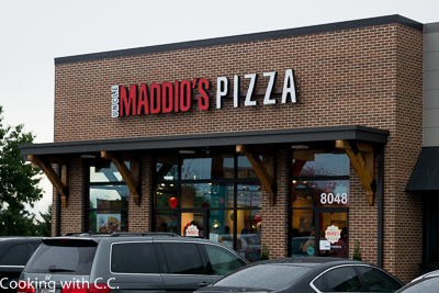 Uncle Maddio's Pizza in Madison