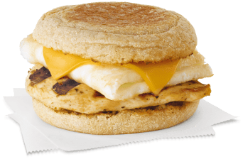 Egg White Grill Muffin (From Chick-Fil-A website)