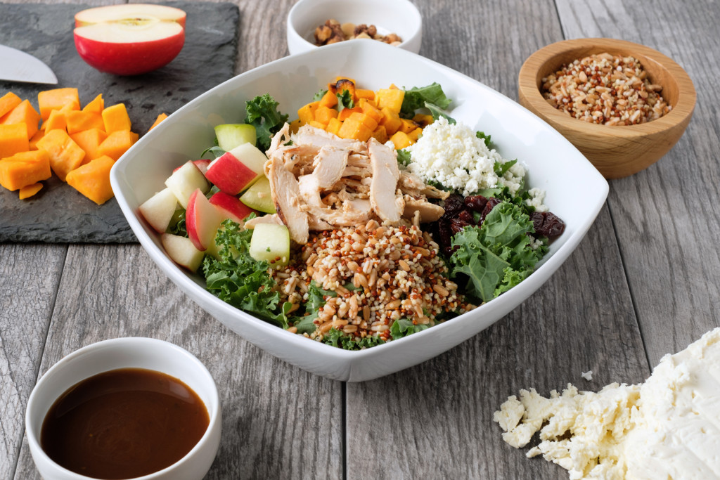 Harvest Grain Bowl (From Chick-FIl-A Press Release)