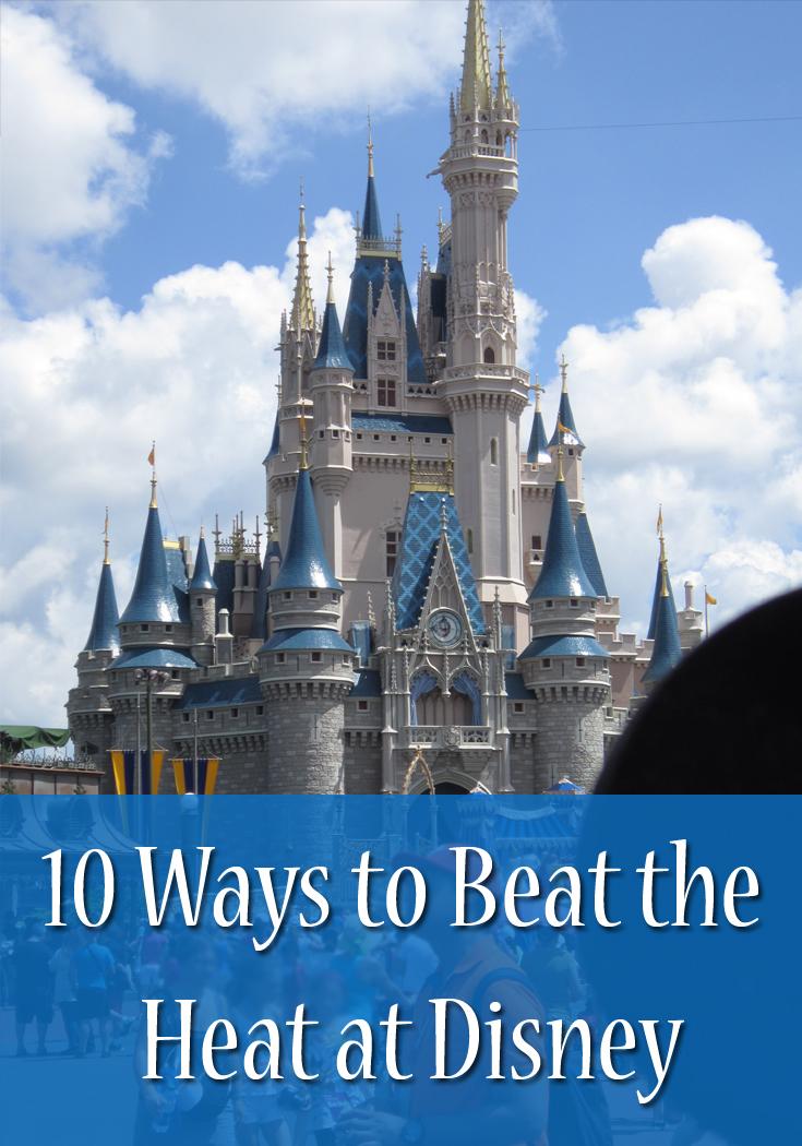 10 Ways to Beat the Heat at Disney
