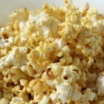 The Best Dill Pickle Flavored Popcorn Recipe for a Movie Night!