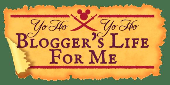 yo ho yo ho blogger's life for me