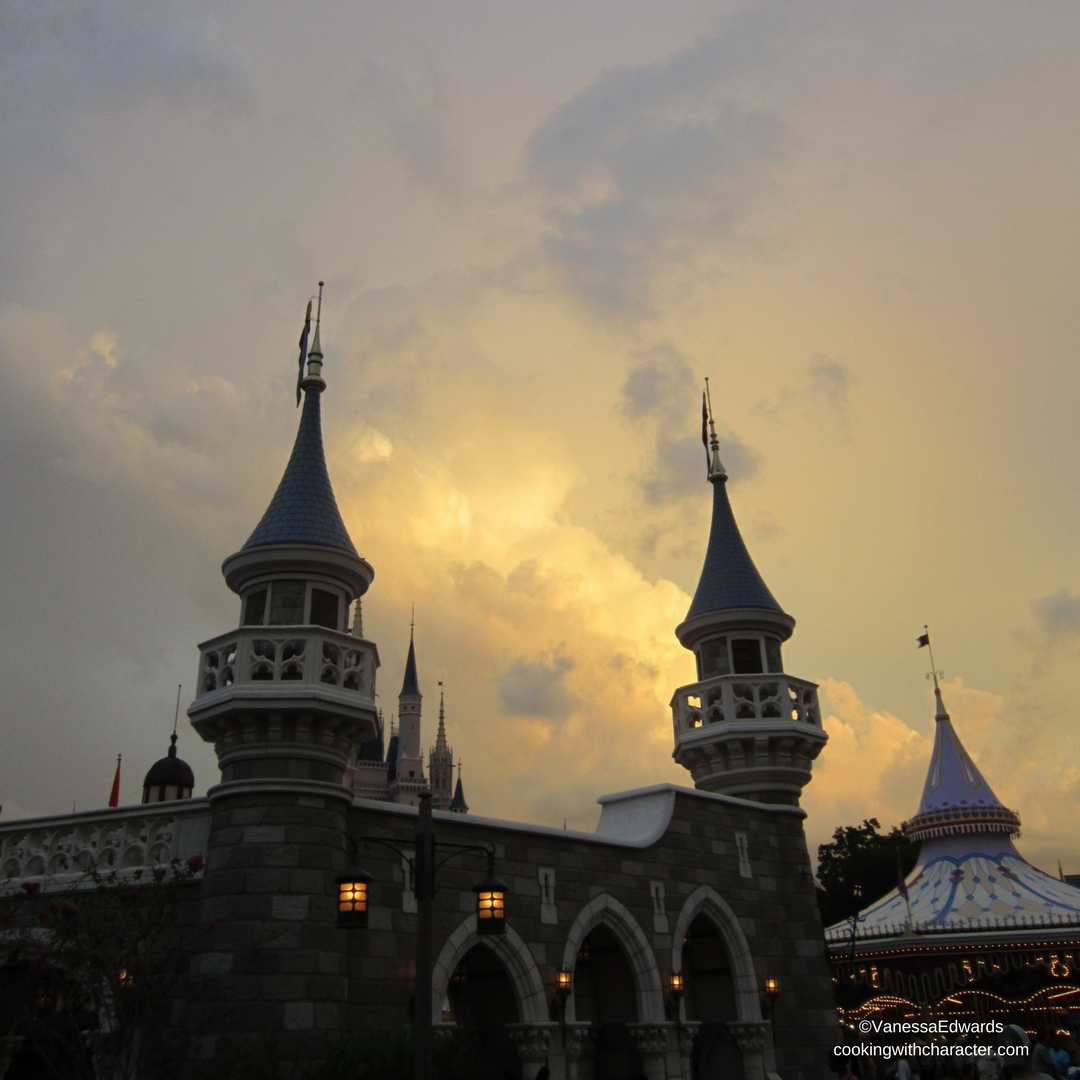 ©VanessaEdwards Cinderella's Castle