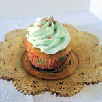 Margarita Cupcakes Inspired by EPCOT's Mexico Pavilion