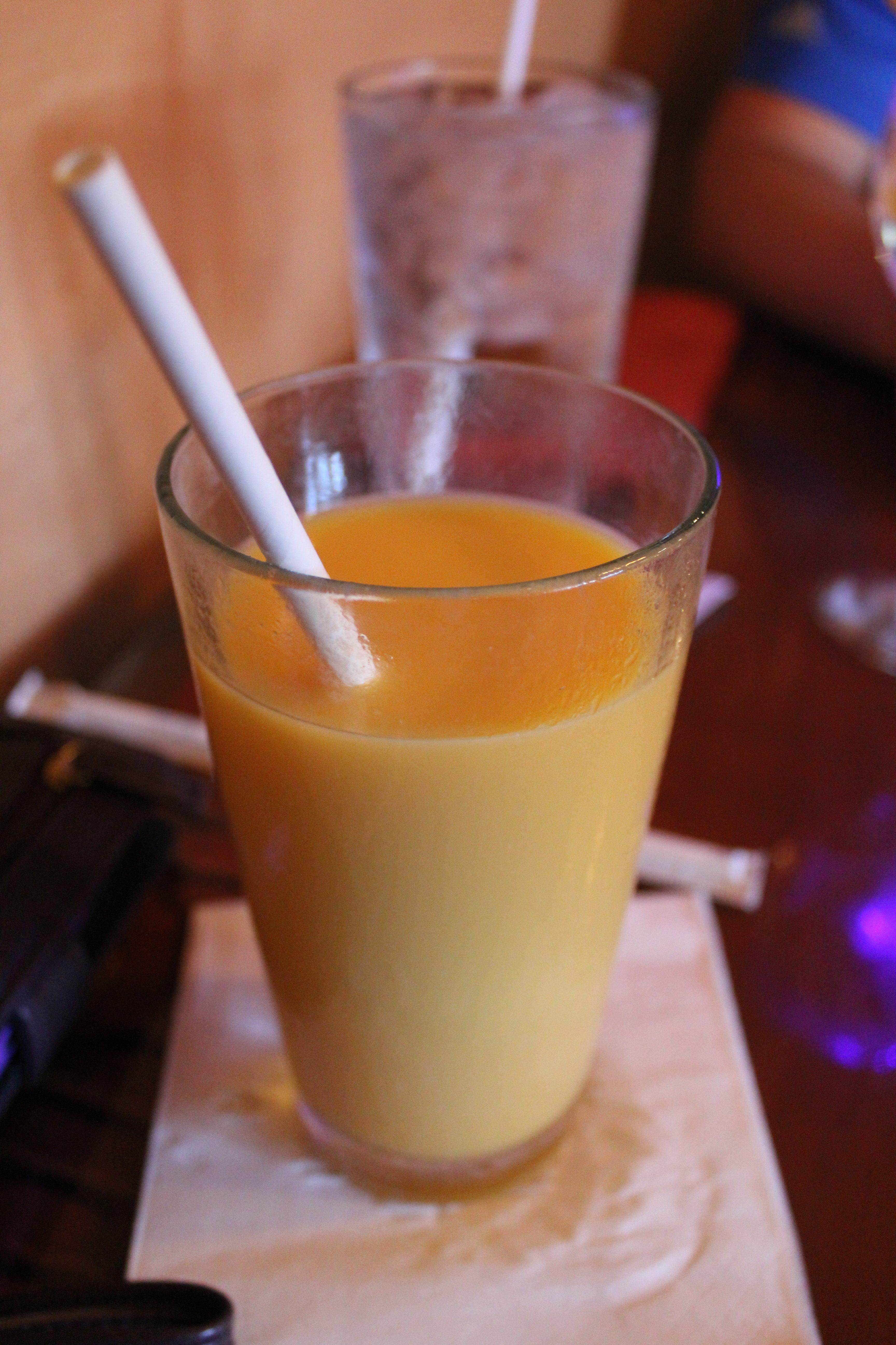 Sanaa Mango Lassi