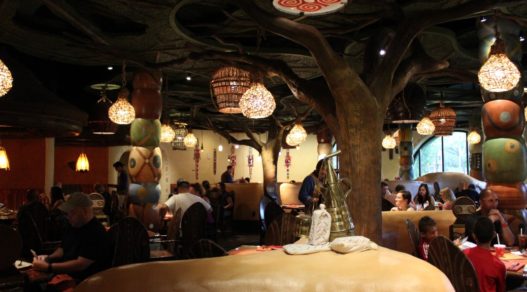 Disney's Sanaa