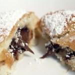Chocolate Hazelnut Beignet