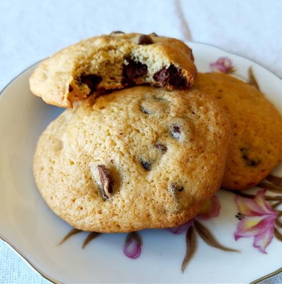 Vanessa's Chocolate Chip Cookies