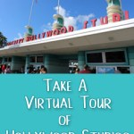 Virtual Tour of Hollywood Studios