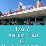 Virtual Tour of Hollywood Studios