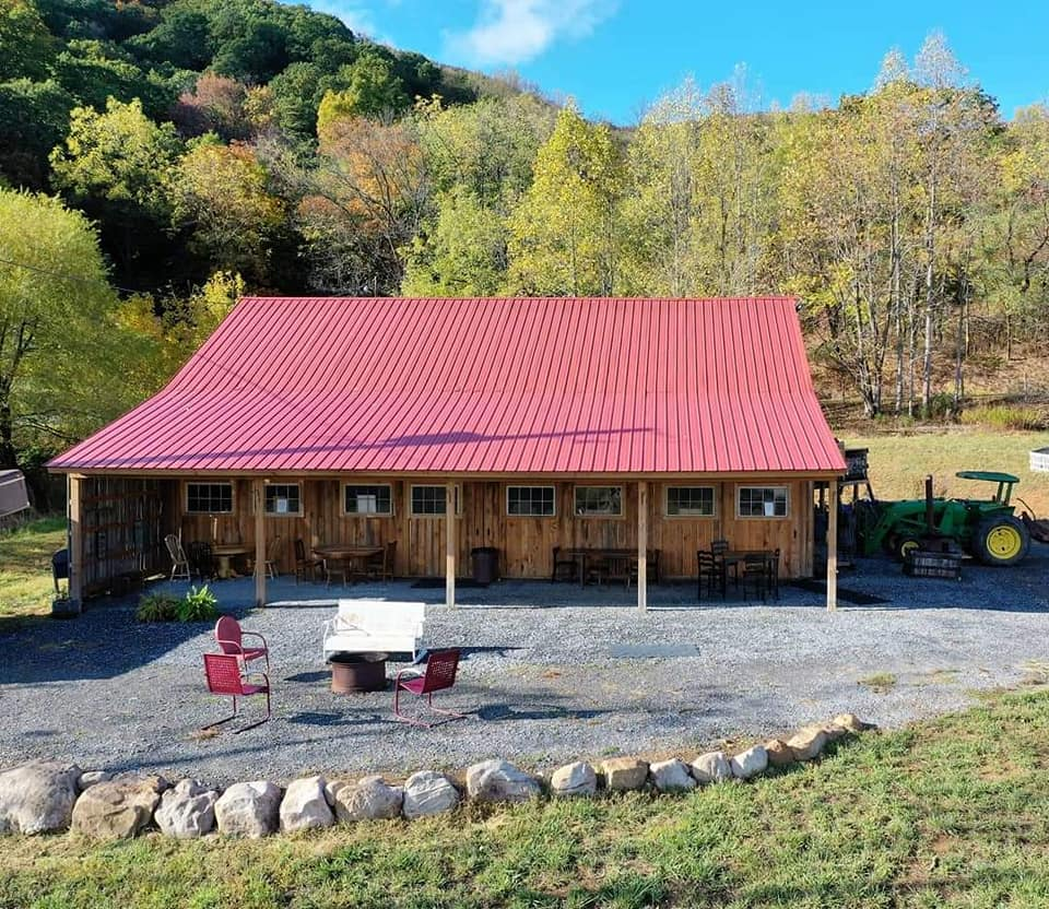 Barn at Chapel Creek Farms