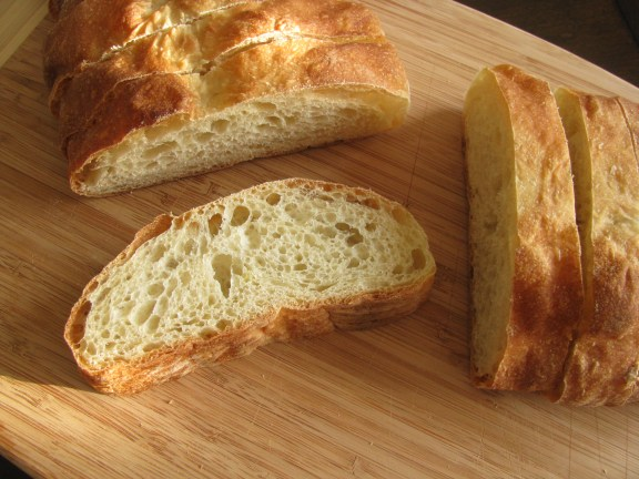 Rustic Italian Bread | Stick a Fork in It