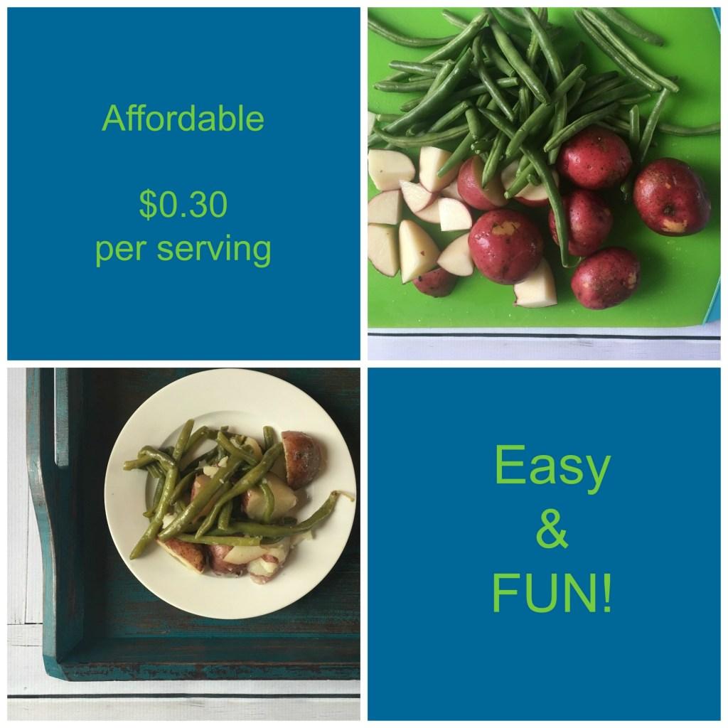 Nourishing Green Beans & Potatoes