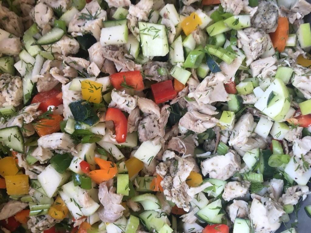 Best Healthy Chicken Salad