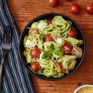 Spinach Pesto Tortellini