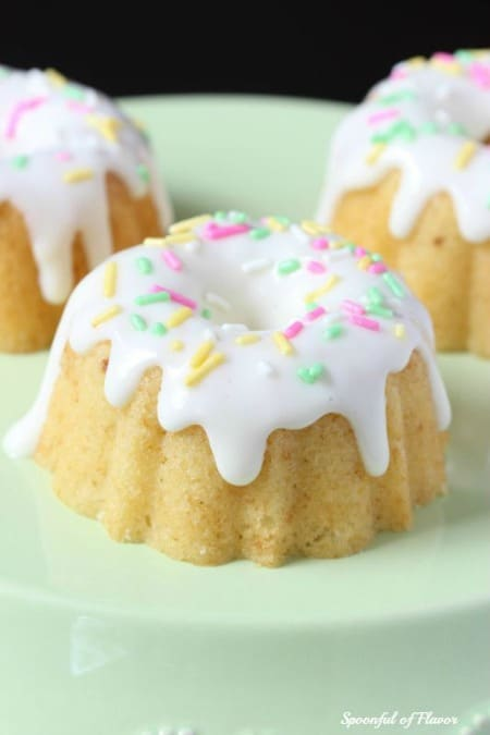 Easter Coconut Cupcakes