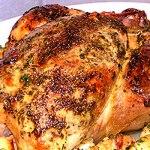 4 Herb Roasted Chicken