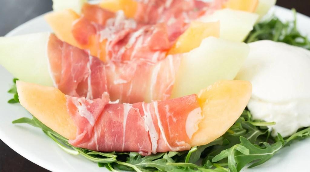 Image shows Italian delicacy