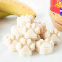 Yogurt Peanut Butter Banana Dog Treats Recipe