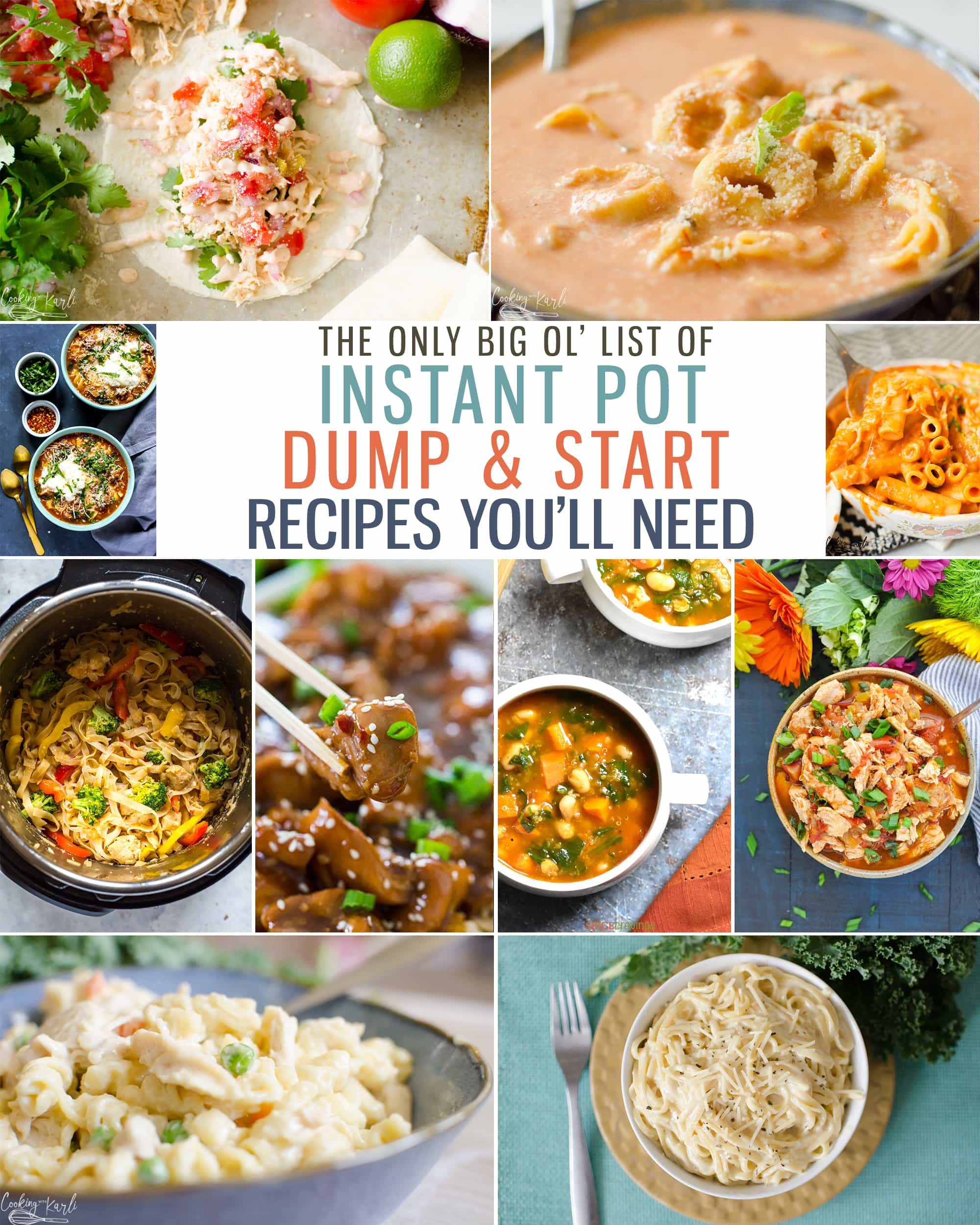 Top 25 Instant Pot Dump And Start Recipes