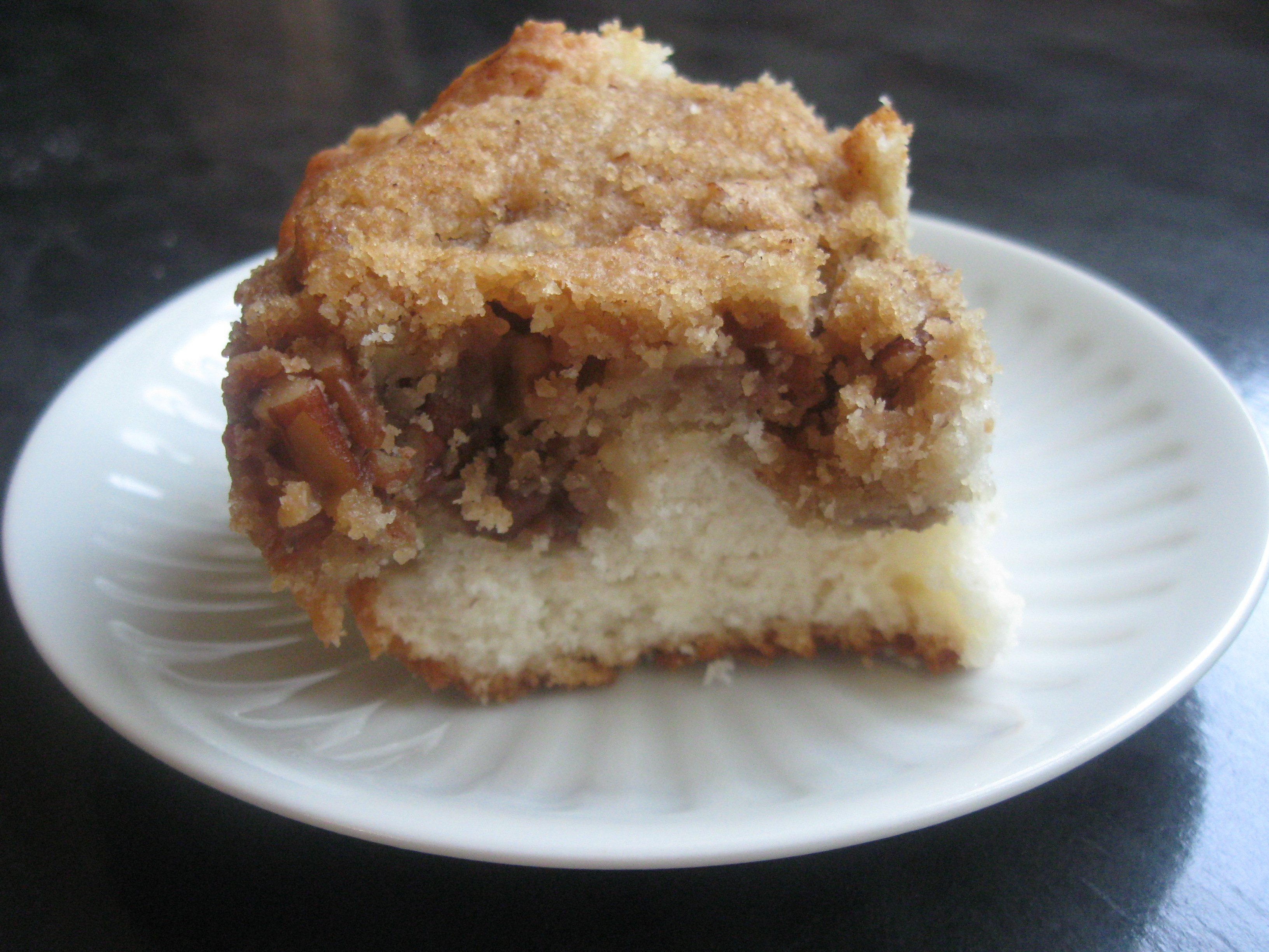 The Best Coffee Cake Ever Cooking With Katie