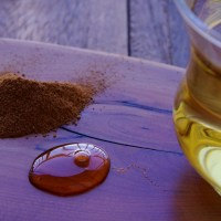 Cinnamon and Honey Lose Weight Tonic