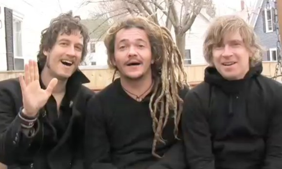 Nada Surf band members
