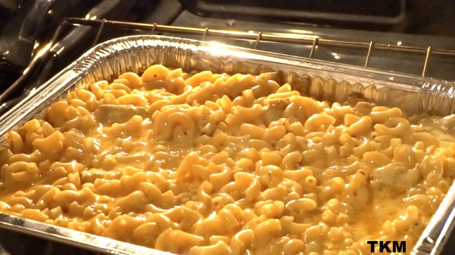 Baked Chicken Mac And Cheese