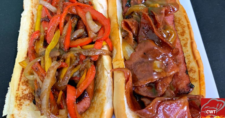 2 Sausage Topping Recipes