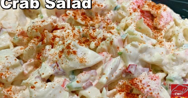 Best Imitation Crab Salad