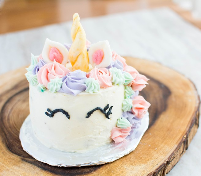 Unicorn Birthday Cake Recipe