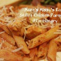 Aunt Missy's Easy Skillet Chicken Parmesan