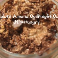 Chocolate Almond Overnight Oats and Sunday Prep Idea List