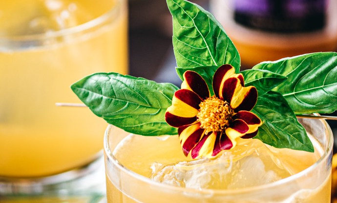 Passion Fruit Cocktails