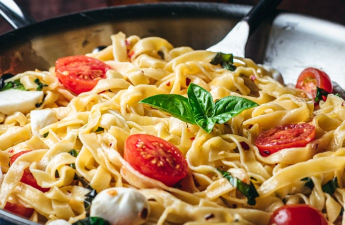 Summer Pasta (Pasta D'Estate)